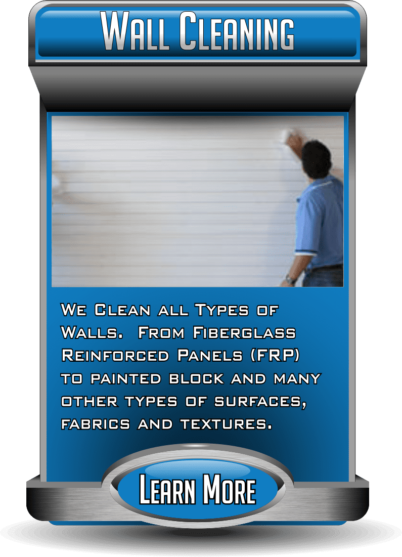 Wall Cleaning Services in Moon Township PA