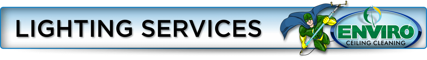 Lighting Maintenance and Lighting Services in Pittsburgh PA